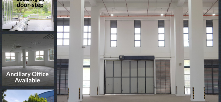 Changi South Warehouse for rent